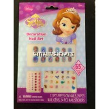 Nail Decorative Stickers - Sofia the First