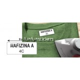Iron-on Cloths Stickers 0922